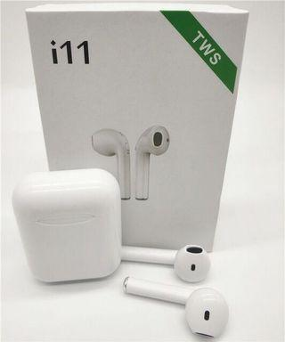Android Apple Airpods i11 Bluetooth earpiece mini earbuds with Mic