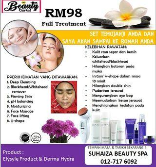 Facial Home Spa door to door
