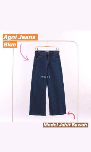 cullote jeans