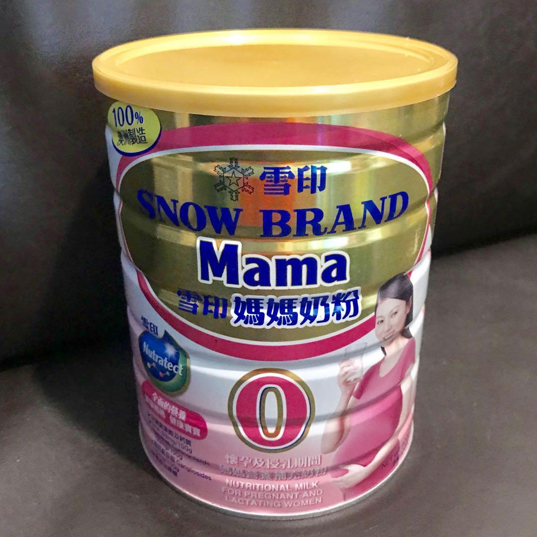 雪印媽媽奶粉 900g
