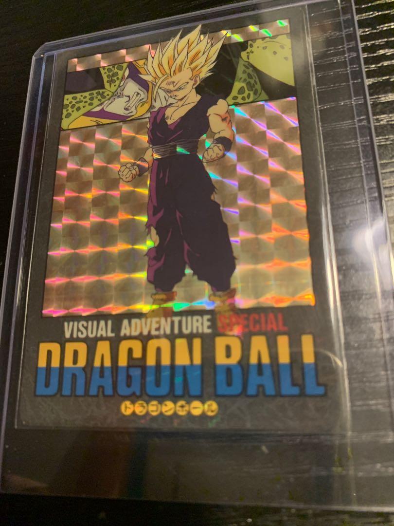 龍珠 風雲 閃卡 Visual Adventure Special #42