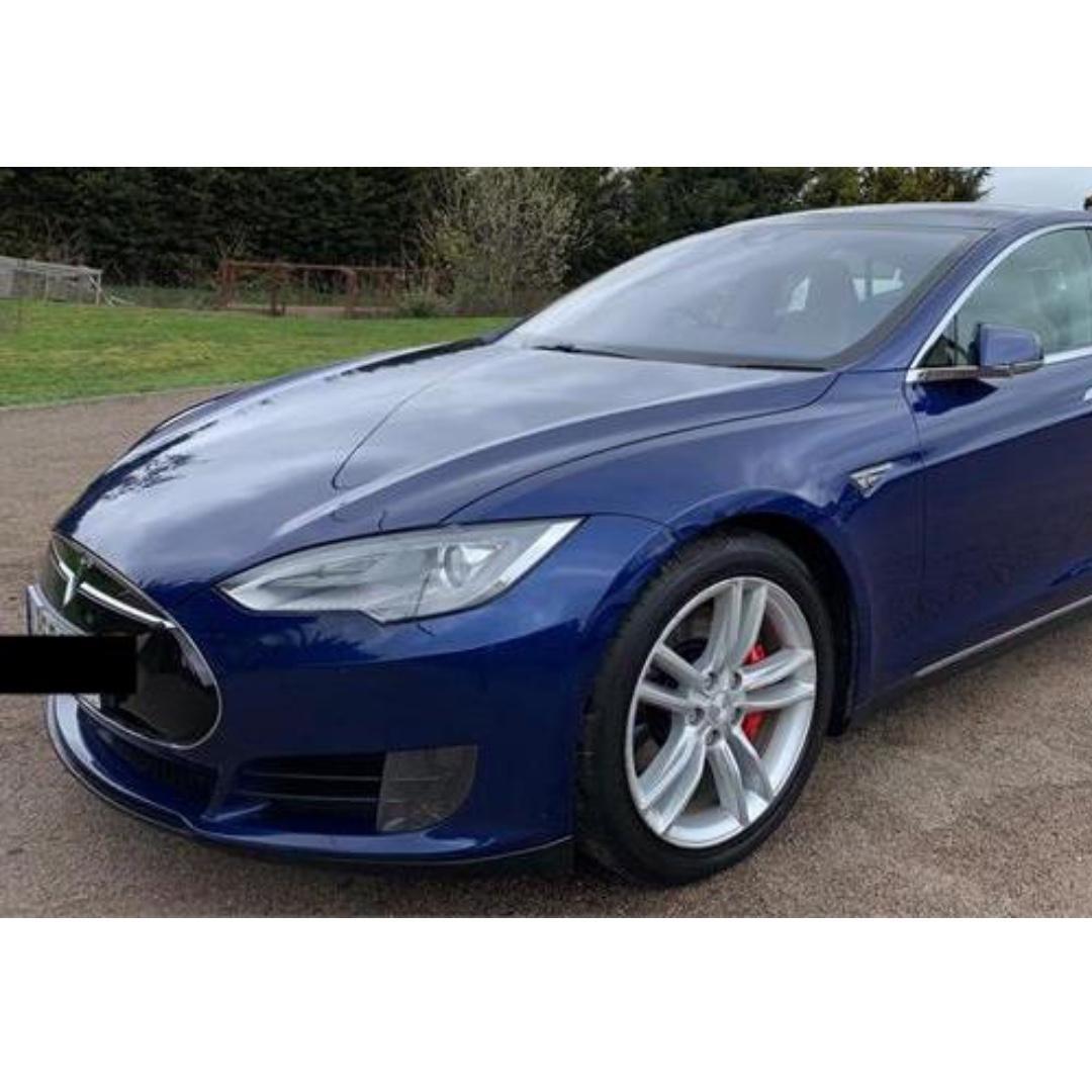 Tesla Model S Front Bumper 前保險桿