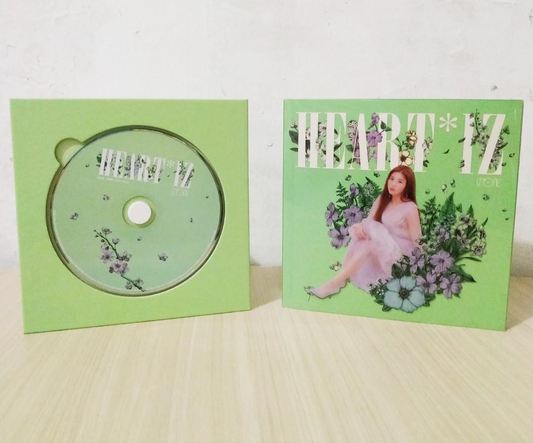 Album IZ*ONE HEART*IZ (Violeta ver.) Kwon eun bi