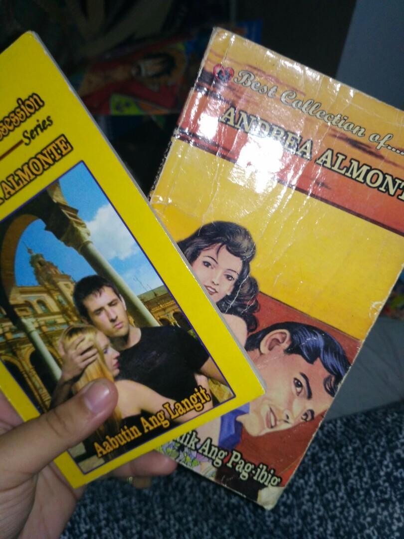 Andrea Almonte SET (Fuentebella Eagle Shadow + Best Collection + Rodriguez Possession)