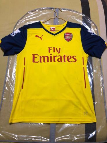 cheap for discount c0fd5 f47f9 Arsenal Away Kit