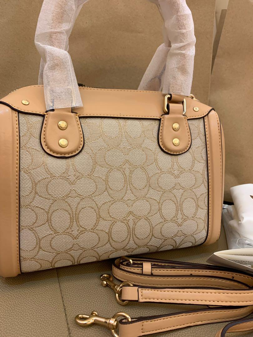 Authentic Coach 38112 ready stock women Bennett bag sling bag