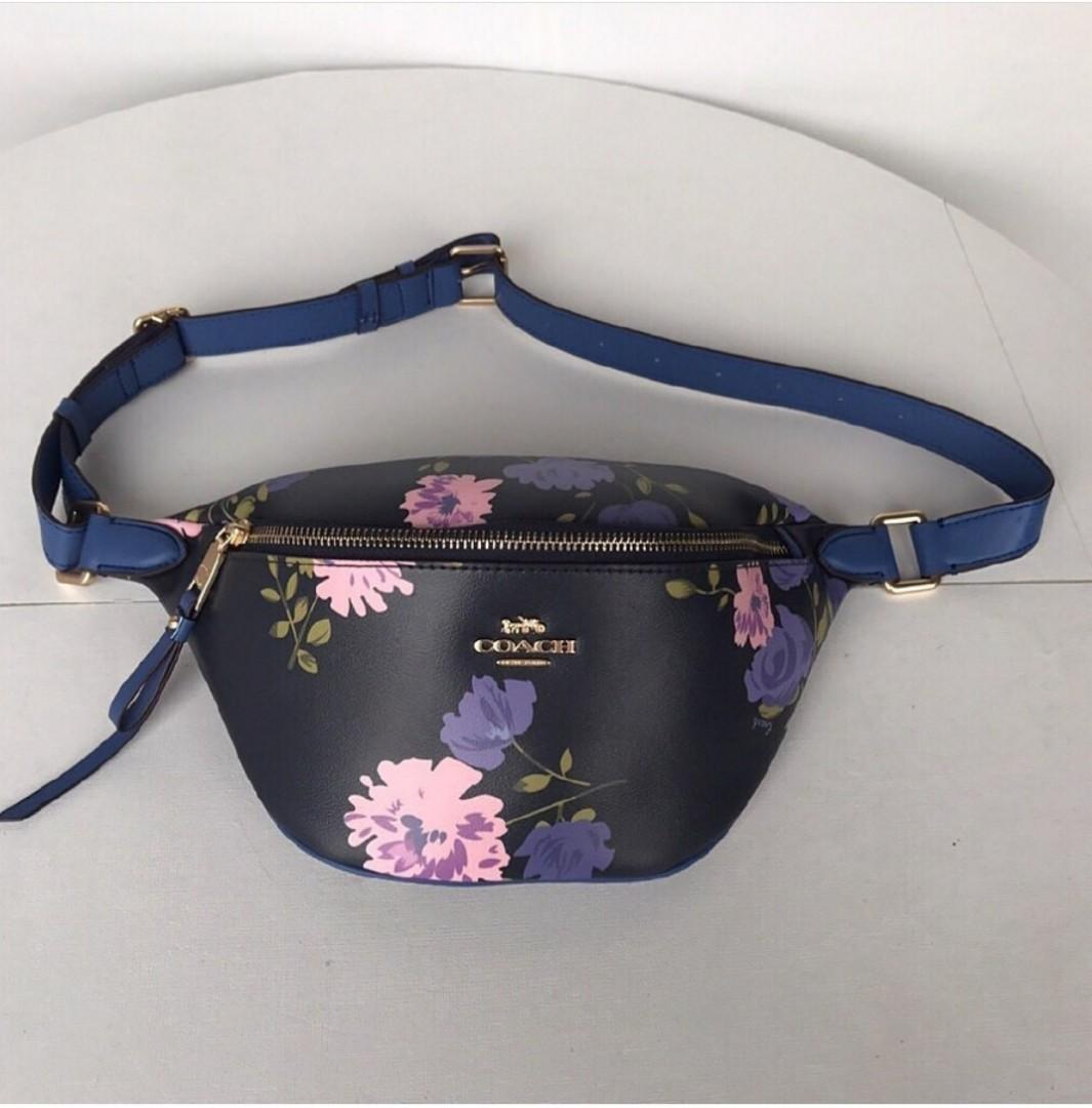 Authentic Coach Belt Bag
