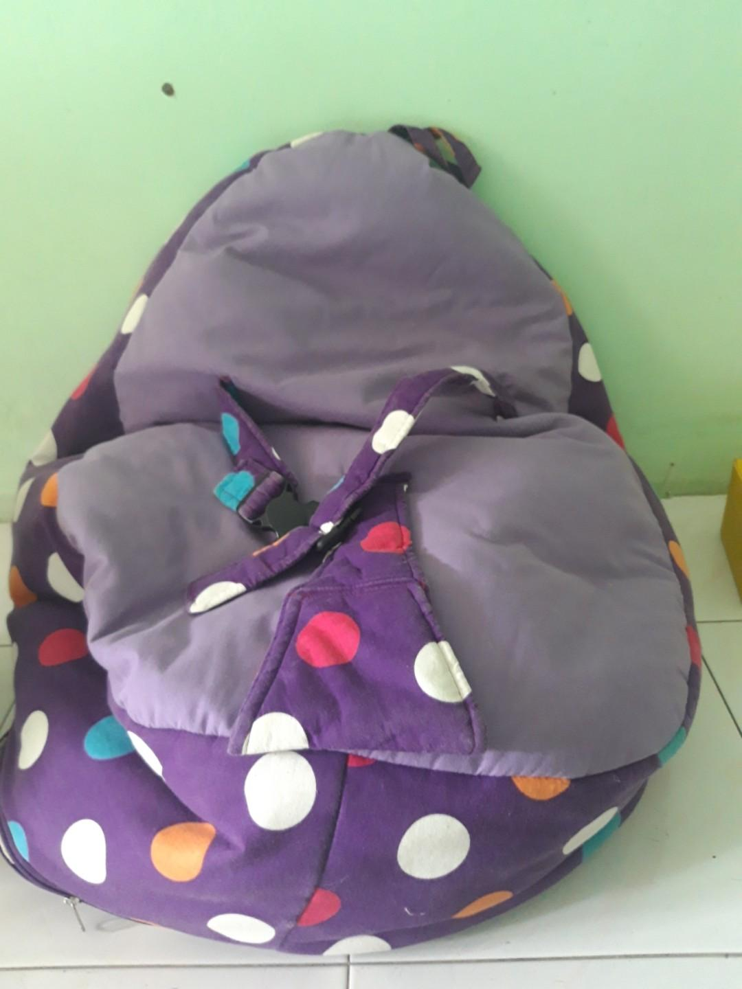 Prime Baby Beanbag Babies Kids Cots Cribs On Carousell Machost Co Dining Chair Design Ideas Machostcouk