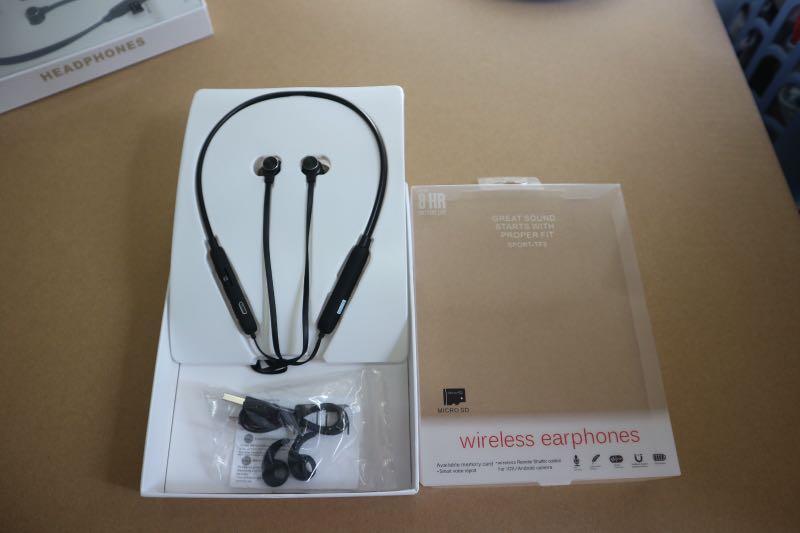 ALEXLY SPORT- TF3 Neckband Bluetooth Headset Wireless