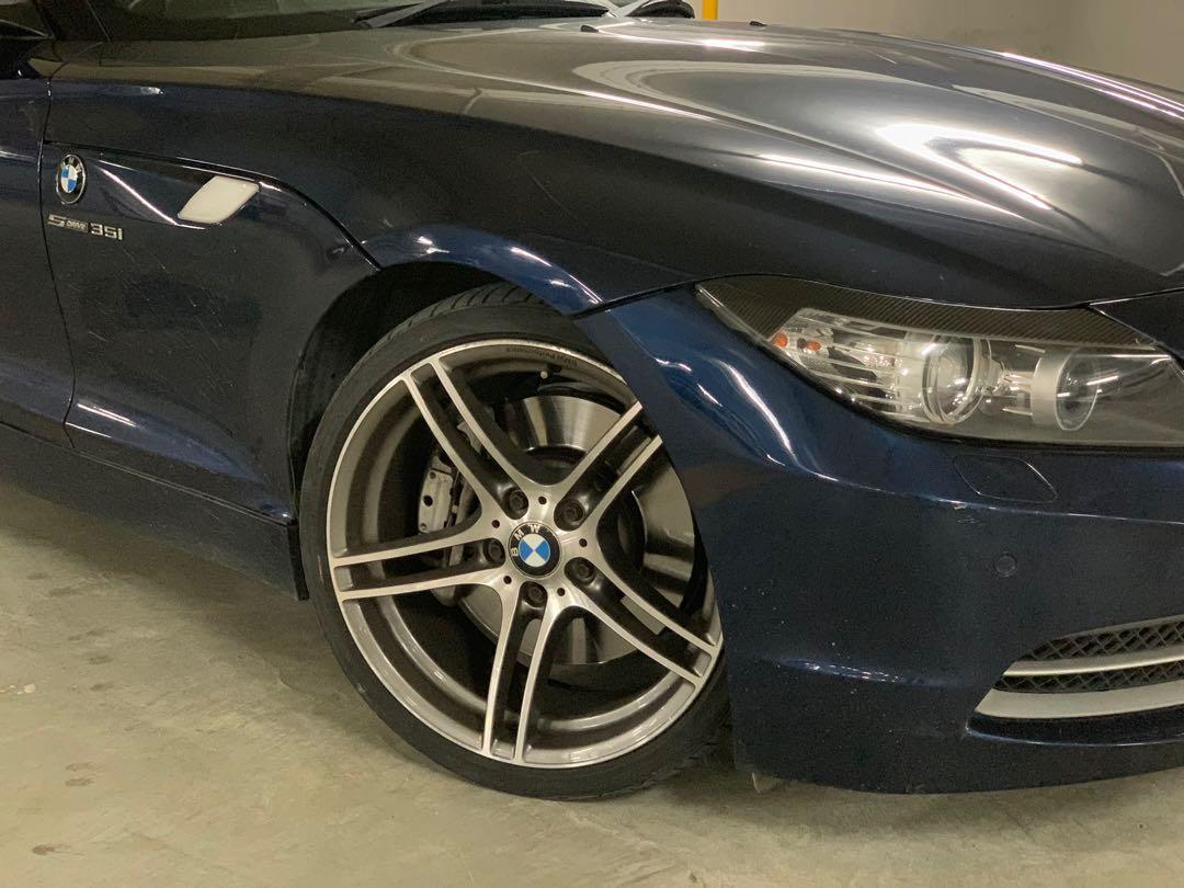 BMW Z4 35iA DCT 2009