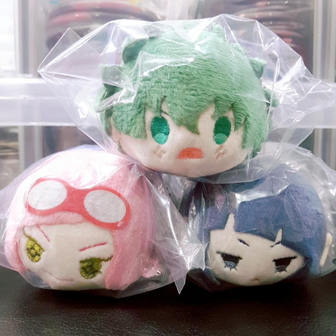 My Hero Academia 3/'/' Todoroki Shoto Mochi Mochi Mascot Trading Plush