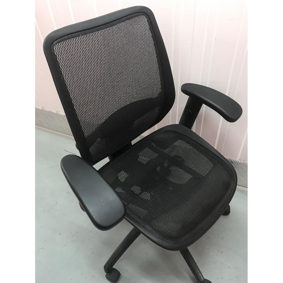 Boris Full Mesh Ergonomic Office Chair