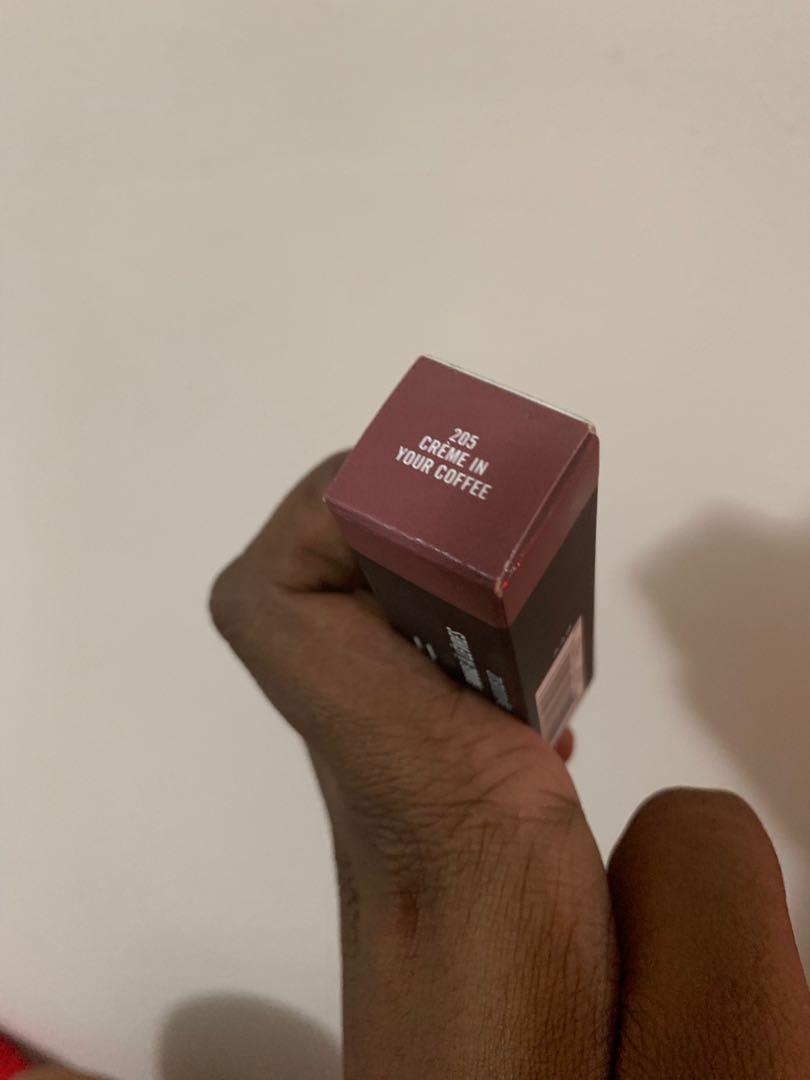 Brand New MAC Cremesheen Lipstick Shade Creme in your Coffee