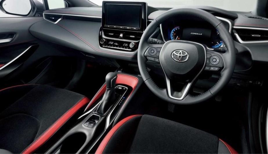 Brand New Toyota Luna Sports Hybrid