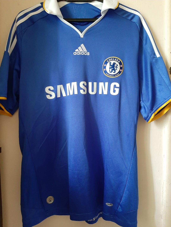 competitive price 32da3 f3cf3 Chelsea Jersey 2008-09