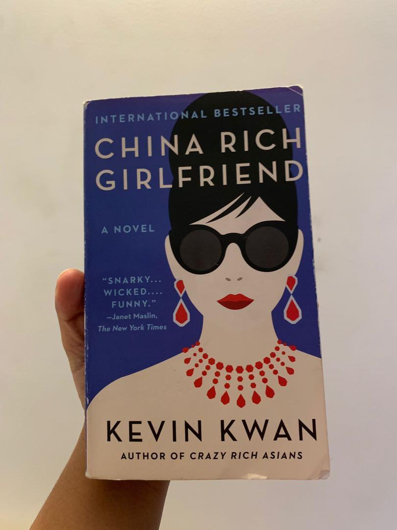 China Rich Girlfriend (Kevin Kwan)