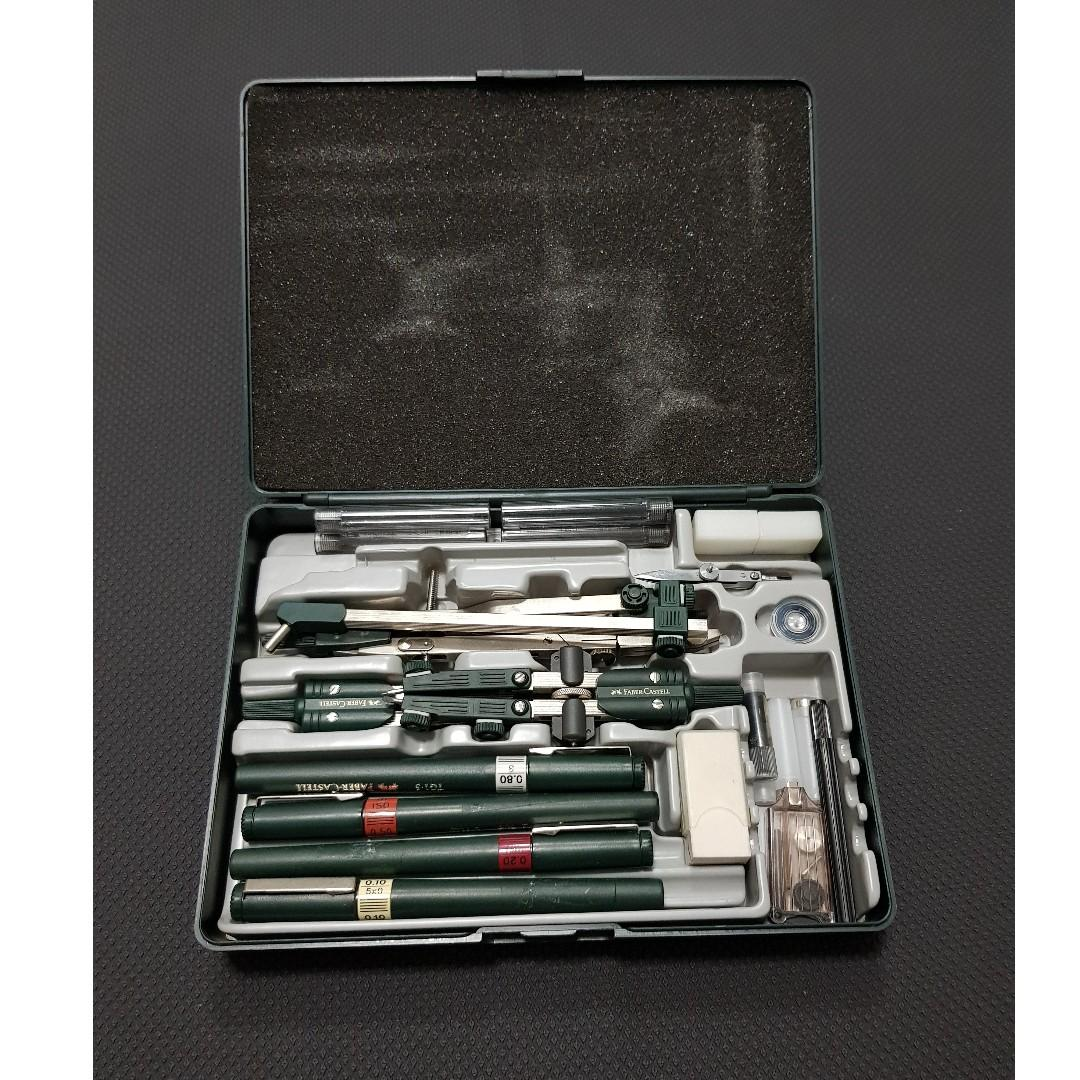Faber Castell Technical Drafting kits [profitech 163594]