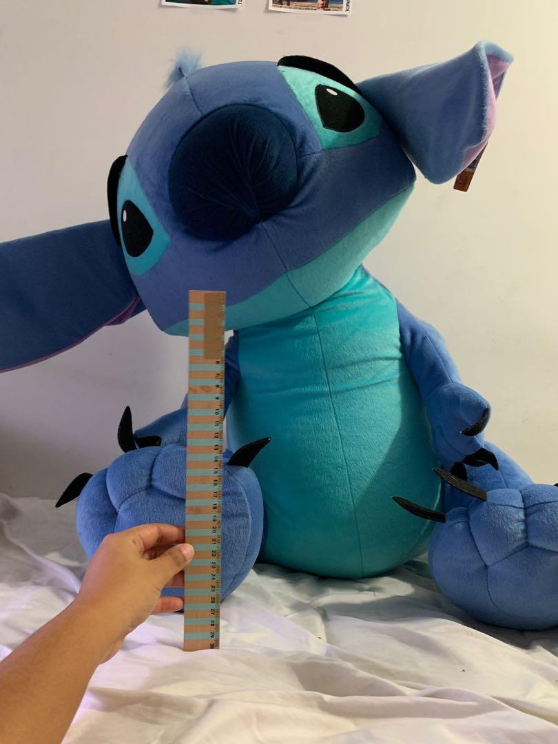 Giant Stitch Doll