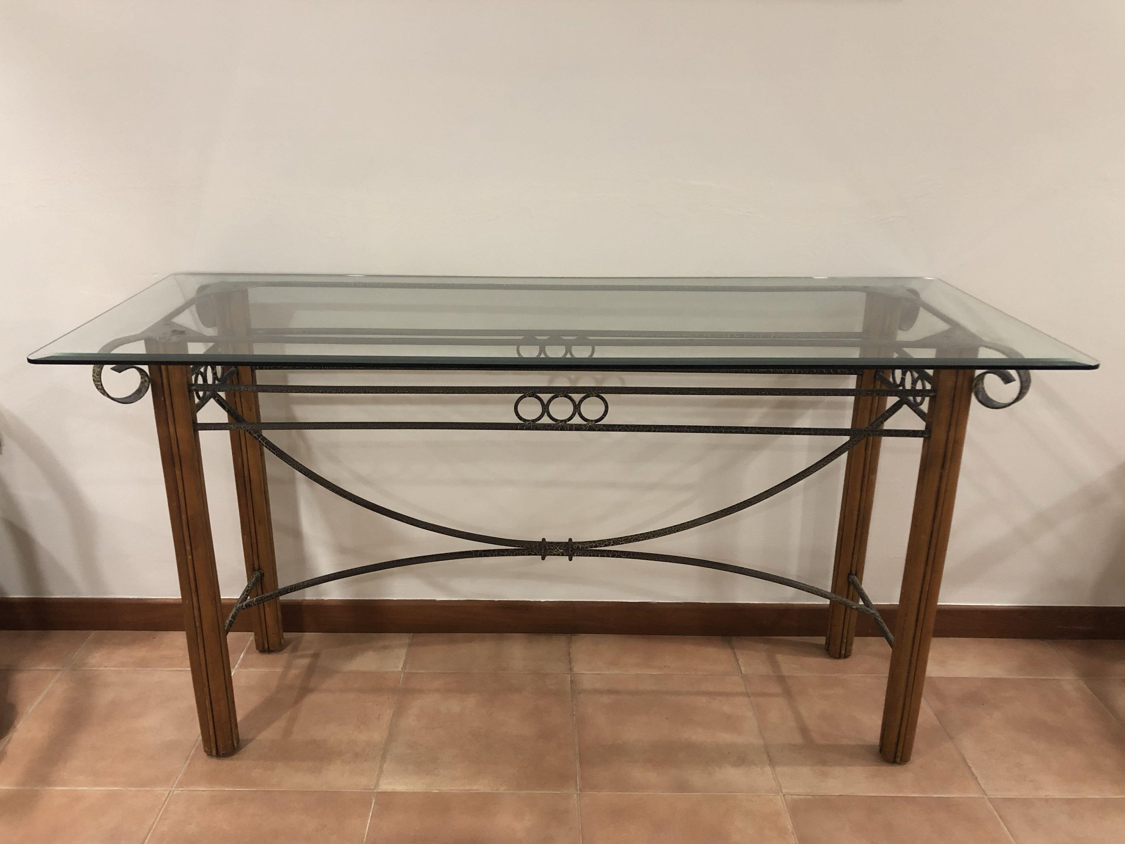 Gl Vintage Console Table Furniture