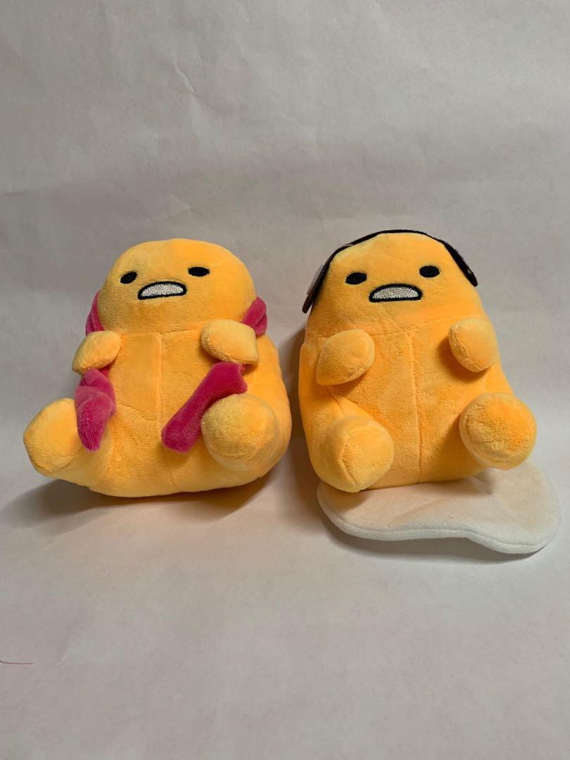Gudetama Plush Toy