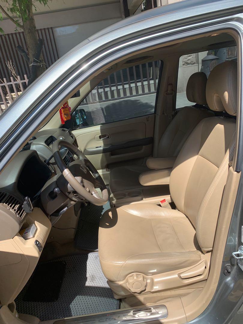 HONDA CR-V 2代天窗版 自售