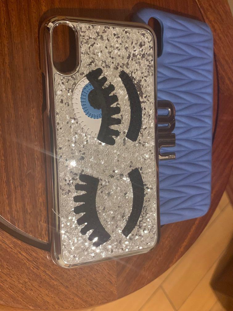 iPhone X xs 手機殼兩個 phone cases