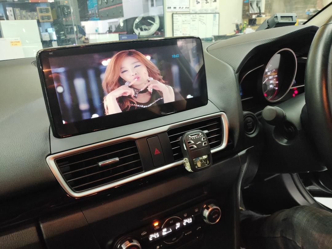 """-Mazda3 10.25"""" Plug & Play Android Monitor"""