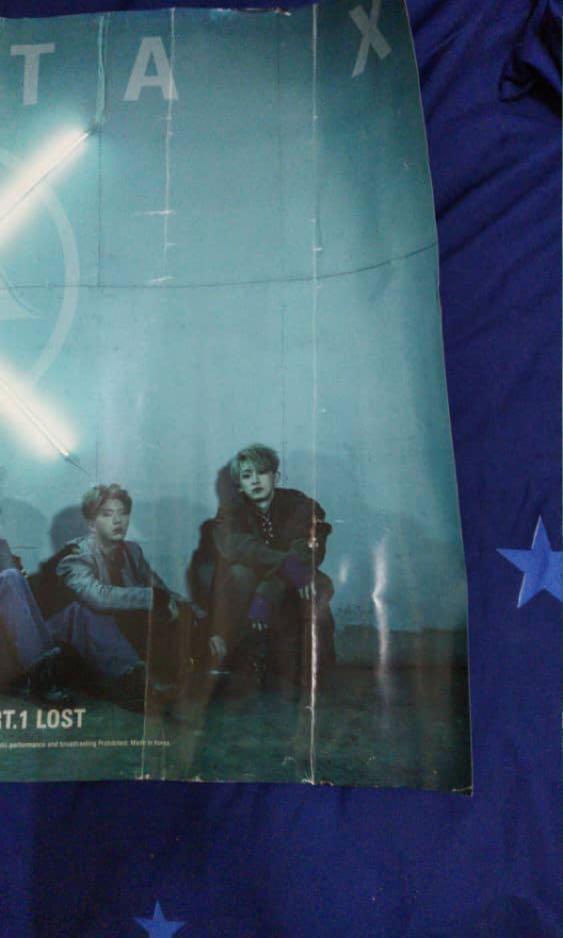 MONSTA X 3RD MINI ALBUM - THE CLAN 2.5 PART 1 (LOST VER.)
