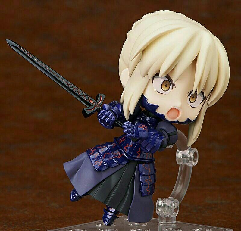 Fate Stay Night Saber Alter Nendoroid #363 Super Movable Authentic USA SELLER