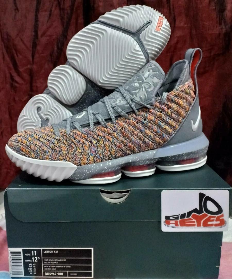 Nike Lebron 16 '20/20 Vision' Size11US