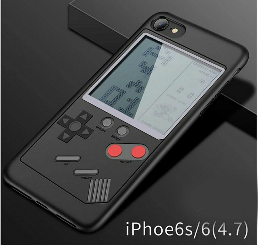 PREORDER Tetris Gameboy Console Phone Case For IPhone