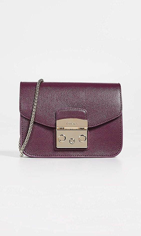 Rare Color! Furla Metropolis Bag