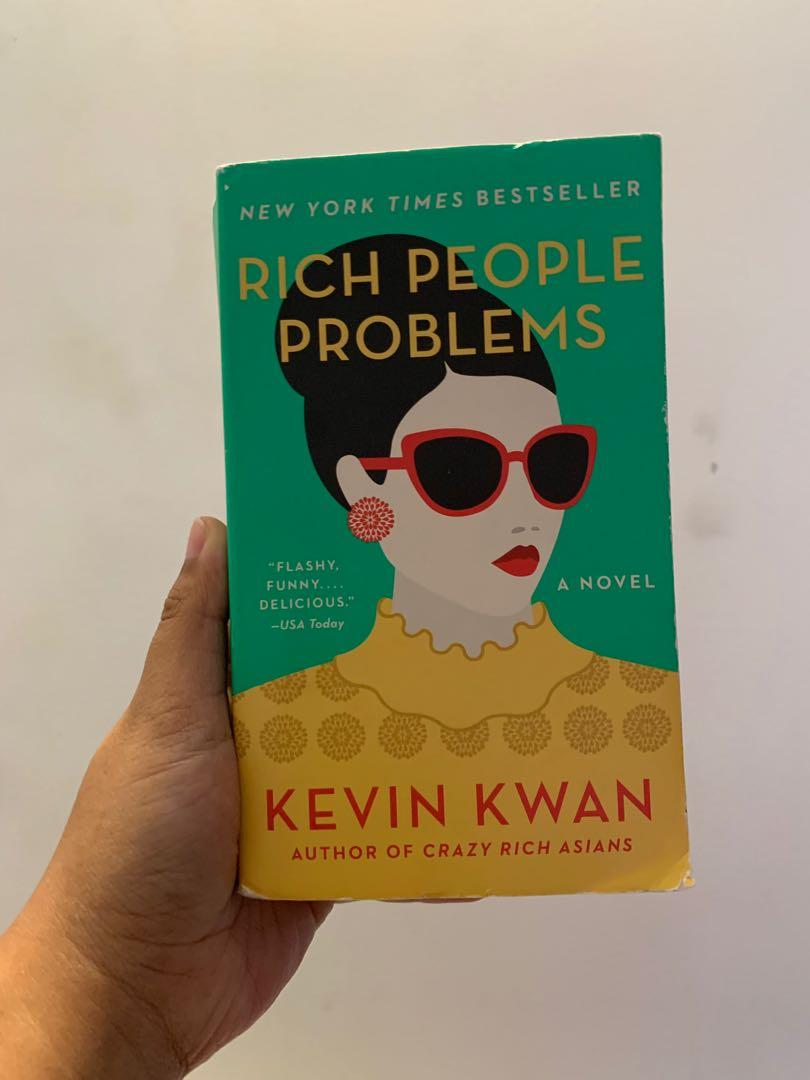 Rich People Problems (Kevin Kwan)