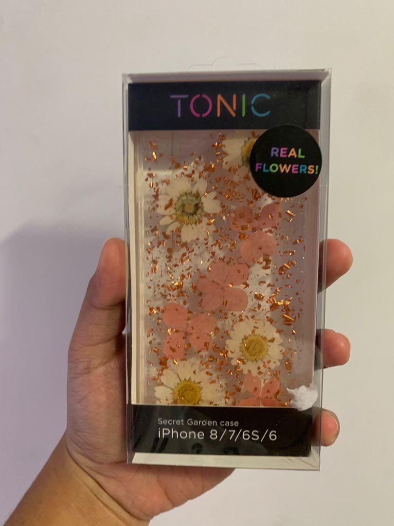Secret Garden Flower case iPhone 6/6s/7/8