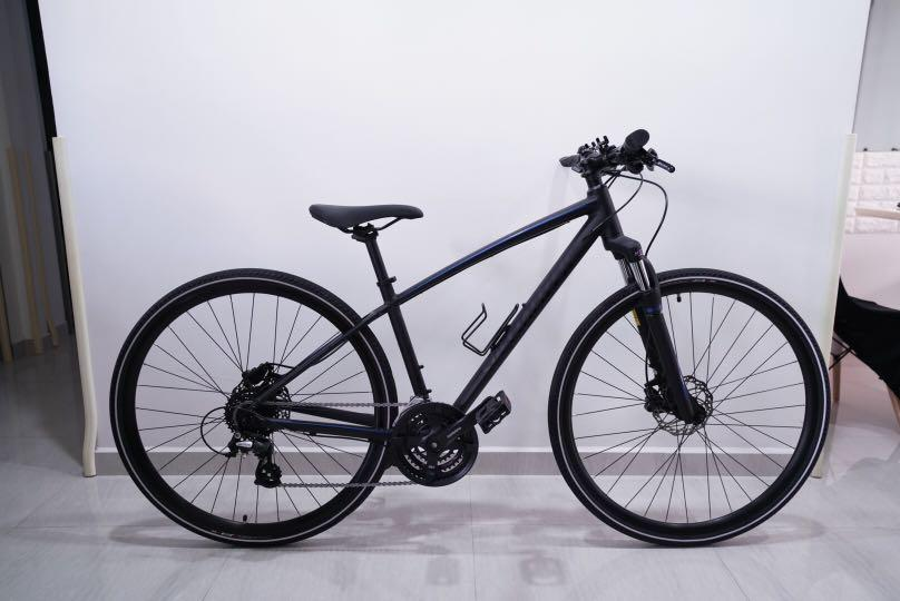 Specialized crosstrail 2019 - hydraulic disc