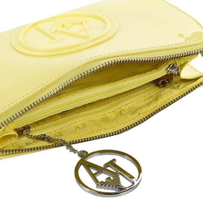 ORIGINAL -- Tas Dompet Selempang Wanita Terbaru Handbag ARMANY JEANS