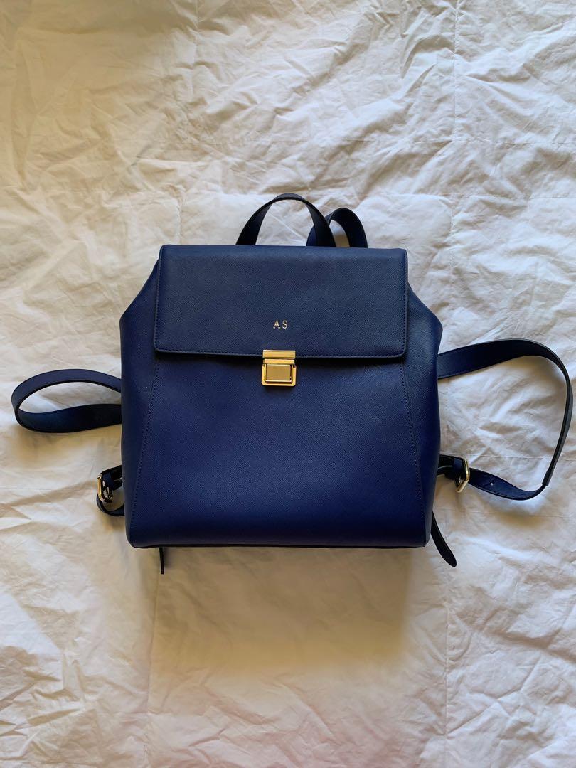 TDE 'AS' Midnight Blue Backpack