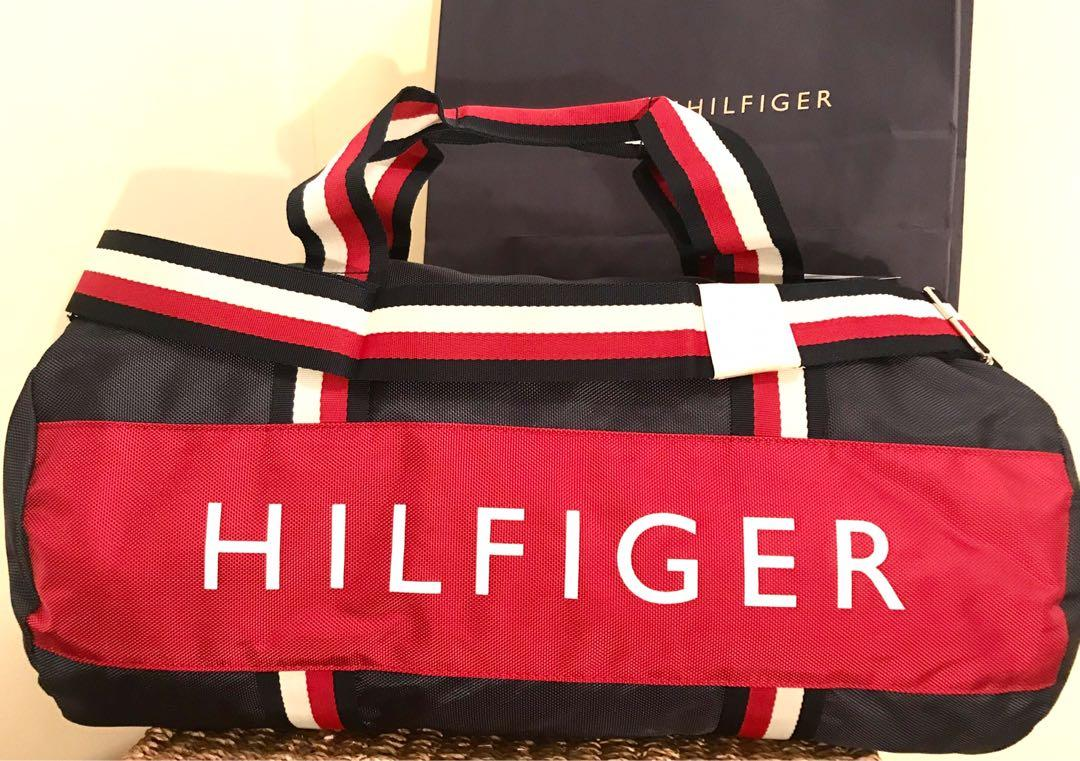 Tommy Hilfiger Patriot Duffle Bag, Nylon, 56cmX33cm