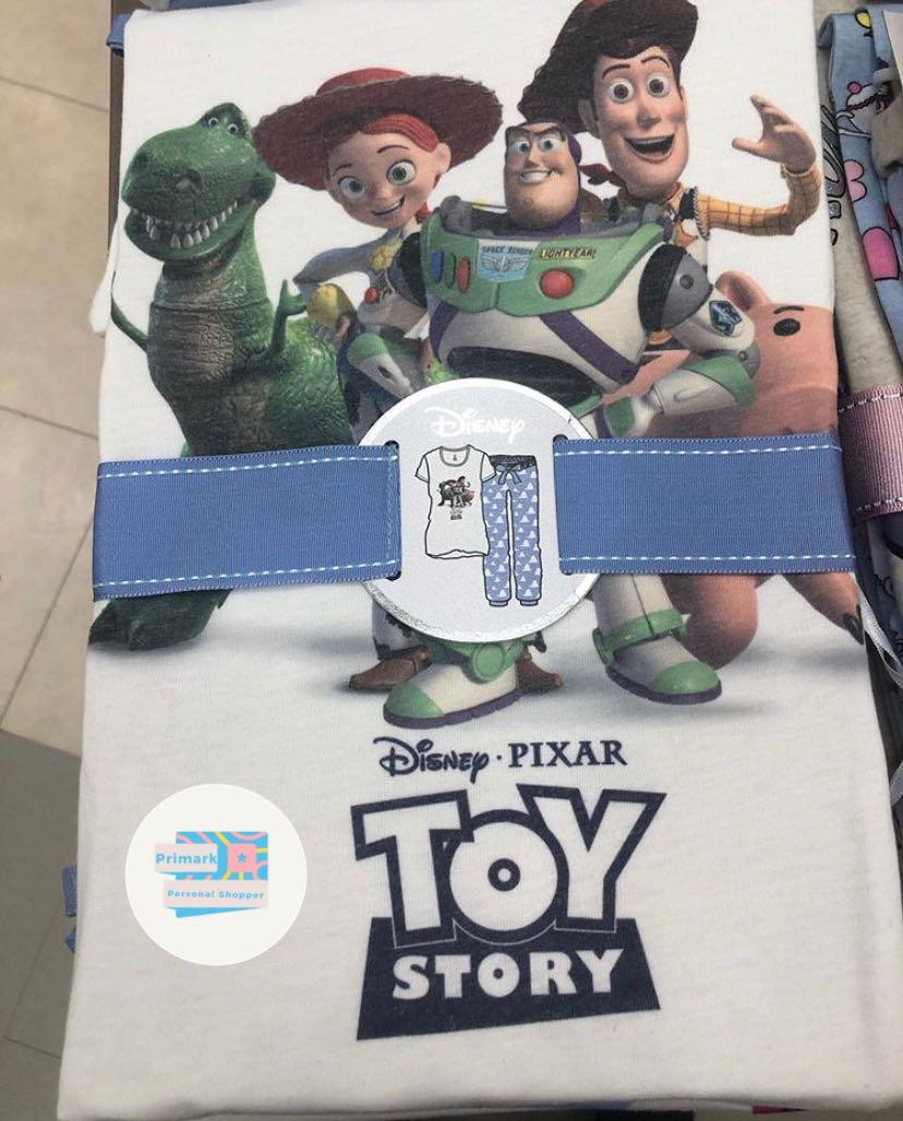 Toy Story Long Pants Pyjamas Set