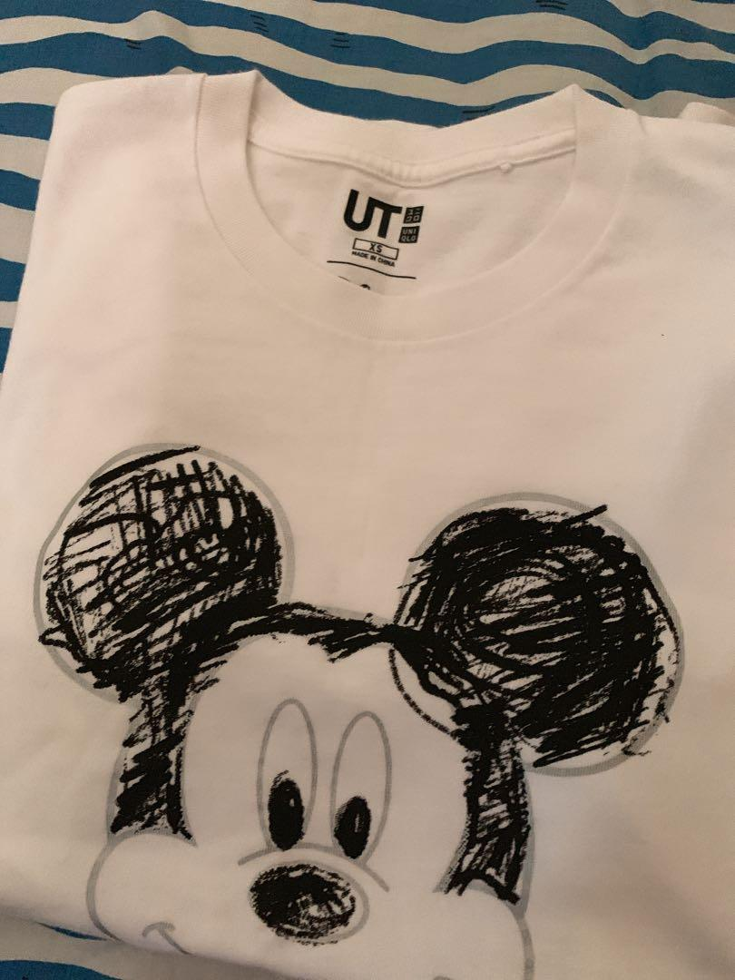 Uniqlo Mickey Tee
