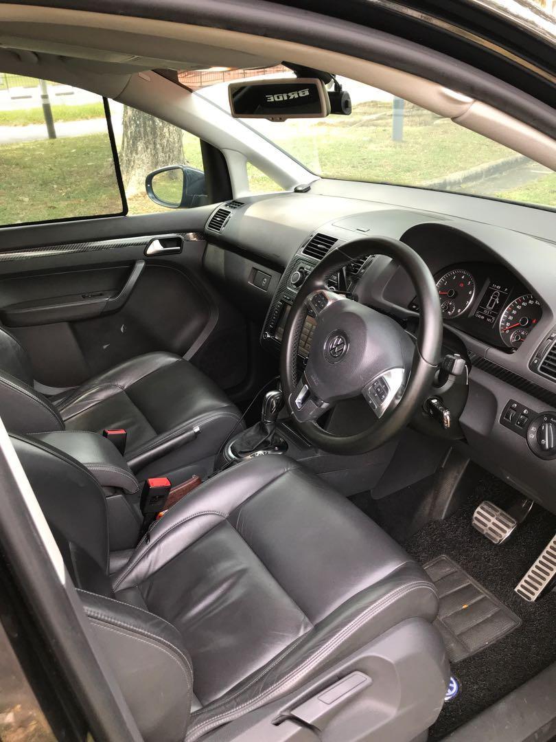 Volkswagen Touran 1.4 Comfortline TSI DSG Auto