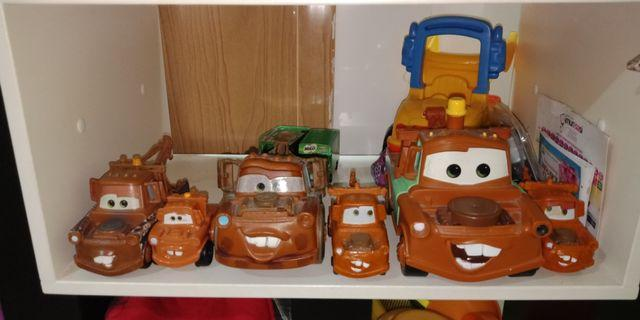 Cars mater collection