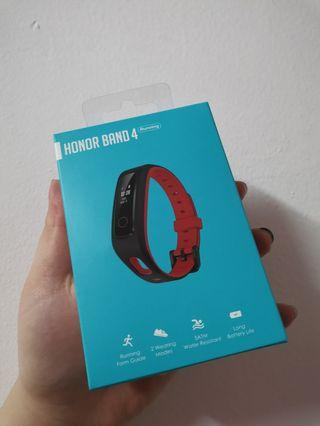 (free postage) Honor Band 4 - Running Edition