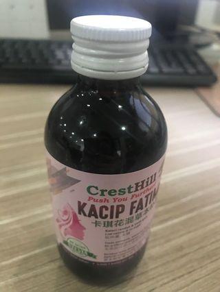 Kacip Fatimah drink