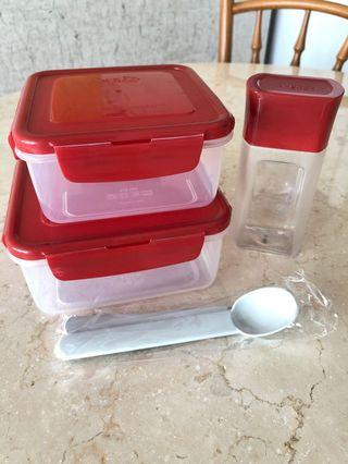 TILLY LOCK&LOCK CONTAINER SET