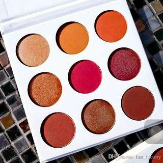 Kyshadow Burgundy Pallette