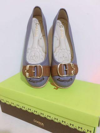 Diana 平底鞋 24.5 (全新)