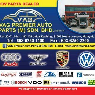 Audi, vw, porsche, bentley parts