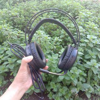 Headset alcatros gaming