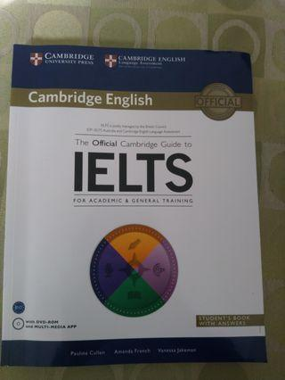 IELTS - Cambridge Text and Practice Questions